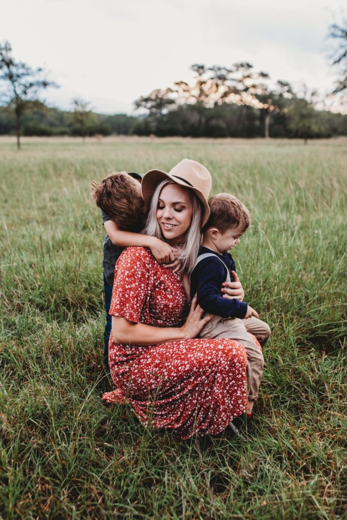 Top Aupairs caring for children